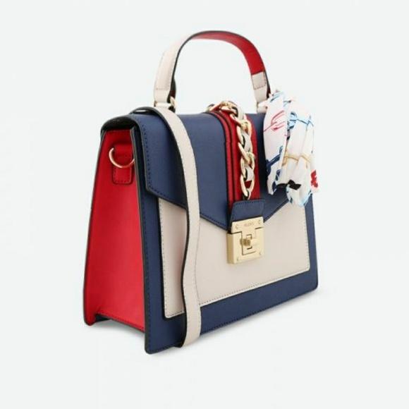 b61ff9de444 Aldo Glendaa purse w  scarf